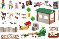 Купить Playmobil Игровой набор Детский контактный зоопарк, Игровые наборы