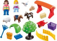 Купить Playmobil Игровой набор Контактный зоопарк, Игровые наборы