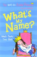 Купить What's My Name?, Зарубежная литература для детей
