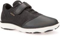 Купить Кроссовки для девочки Geox, цвет: черный. J642DA0AS54C9999. Размер 31, Обувь для девочек