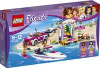 Купить LEGO Friends Конструктор Скоростной катер Андреа 41316, Конструкторы