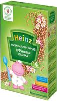 Купить Heinz каша гречневая низкоаллергенная, с 4 месяцев, 200 г, Детское питание