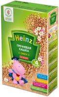 Купить Heinz каша гречневая с омега 3, с 4 месяцев, 200 г, Детское питание