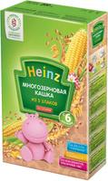 Купить Heinz каша многозерновая из пяти злаков, с 6 месяцев, 200 г, Детское питание