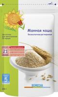 Купить Remedia каша манная безмолочная пауч, с 5 месяцев, 200 г, Детское питание