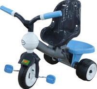 Купить Полесье Велосипед трехколесный Амиго 46161, Велосипеды