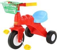 Купить Полесье Велосипед трехколесный Малыш с корзинкой, Велосипеды