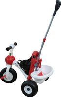 Купить Полесье Велосипед трехколесный Базик с ручкой и ремешком, Велосипеды
