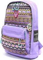 Купить UFO People Рюкзак цвет фиолетовый 7648, Xiamen Li Feng Yuan Import And Export Co. LTD, Ранцы и рюкзаки