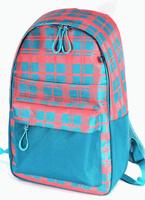 Купить UFO people Рюкзак детский цвет бирюзовый розовый 7683, Xiamen Li Feng Yuan Import And Export Co. LTD, Ранцы и рюкзаки