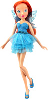 Купить Winx Club Кукла Мода и магия 4 Блум, Куклы и аксессуары