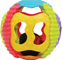 Купить Playgro Погремушка Шар 4083681, Первые игрушки