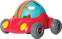 Купить Playgro Погремушка Машинка, Первые игрушки