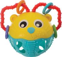 Купить Playgro Погремушка Шар 4085488, Первые игрушки
