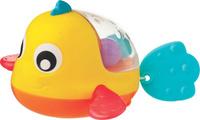 Купить Playgro Игрушка для ванной Рыбка цвет желтый красный, Первые игрушки