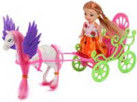 Купить DollyToy Мини-кукла Принцесса на прогулке, Куклы и аксессуары