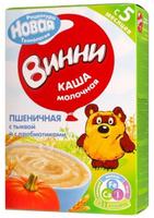 Купить Винни каша пшеничная с тыквой и с пребиотиками молочная, с 5 месяцев, 200 г, Детское питание