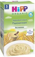 Купить Hipp каша органическая зерновая пшеничная, с 5 месяцев, 200 г, Детское питание