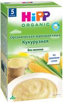 Купить Hipp каша зерновая кукурузная, с 5 месяцев, 200 г, Детское питание