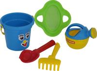 Купить Полесье Набор игрушек для песочницы №240, Игрушки для песочницы