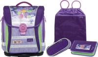 Купить Thorka Ранец школьный MCNeill Ergo Light Compact Воздушные шары с наполнением 3 предмета, Ранцы и рюкзаки