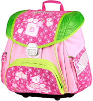 Купить Polar Ранец школьный Мишки, Полар Центр, Ранцы и рюкзаки