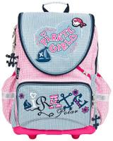Купить Polar Ранец школьный Pirate Girl, Полар Центр, Ранцы и рюкзаки