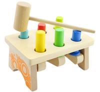Купить Мир деревянных игрушек Развивающая игрушка Гвозди-перевертыши 2, Развивающие игрушки