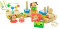 Купить Мир деревянных игрушек Развивающая игрушка Паровозик Чух-чух №1, Развивающие игрушки
