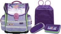 Купить Thorka Ранец школьный MCNeill Ergo Light Plus Воздушные шары с наполнением 3 предмета, Ранцы и рюкзаки