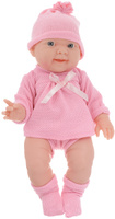 Купить Concord Toys Пупс в розовом 38 см, Куклы и аксессуары
