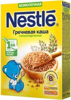 Купить Nestle каша безмолочная гречневая гипоаллергенная, 200 г, Детское питание