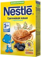 Купить Nestle каша безмолочная гречневая с черносливом, 200 г, Детское питание
