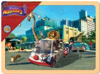 Купить Step Puzzle Пазл для малышей Мадагаскар 3, Степ Пазл ЗАО (Россия), Обучение и развитие