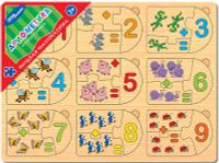 Купить Step Puzzle Обучающая игра Арифметика, Степ Пазл ЗАО (Россия), Обучение и развитие