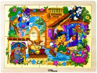 Купить Step Puzzle Пазл для малышей Пиноккио, Степ Пазл ЗАО (Россия), Обучение и развитие