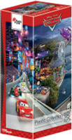 Купить Step Puzzle Пазл для малышей Тачки 98033, Степ Пазл ЗАО (Россия), Обучение и развитие