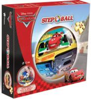 Купить Step Puzzle Пазл для малышей Тачки 98100, Степ Пазл ЗАО (Россия), Обучение и развитие