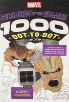 Купить Marvel's Guardians Of The Galaxy 1000 Dot-to-Dot Book, Кроссворды, головоломки