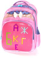 Купить Vittorio Richi Рюкзак цвет розовый голубой K07R162801, Ранцы и рюкзаки