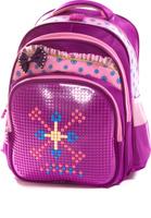 Купить Vittorio Richi Рюкзак цвет фиолетовый розовый K07R163809, Ранцы и рюкзаки