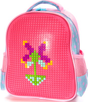Купить Vittorio Richi Рюкзак цвет розовый голубой K07R88801, Ранцы и рюкзаки