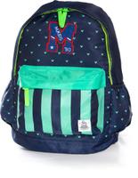 Купить Vittorio Richi Рюкзак цвет темно-синий зеленый K07R960011, Ранцы и рюкзаки