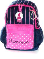 Купить Vittorio Richi Рюкзак цвет темно-синий розовый К07R960613, Ранцы и рюкзаки