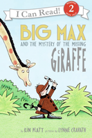 Купить Big Max & the Mystery of Missing Giraffe (Level 2), Зарубежная литература для детей
