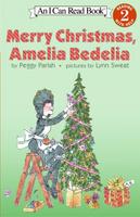 Купить Merry Christmas, Amelia Bedelia (Level 2), Зарубежная литература для детей