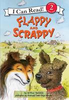 Купить Flappy and Scrappy (Level 2), Зарубежная литература для детей