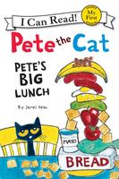 Купить Pete the Cat: Pete's Big Lunch (My First I Can Read), Зарубежная литература для детей