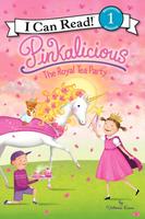 Купить Pinkalicious: The Royal Tea Party (Level 1), Зарубежная литература для детей