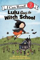 Купить Lulu Goes to Witch School (Level 2), Зарубежная литература для детей